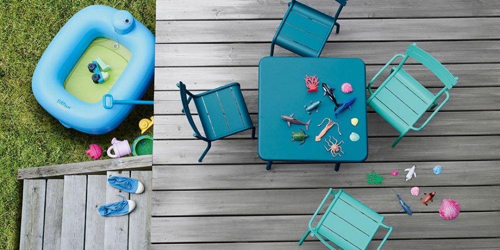 meuble de jardin enfant notre