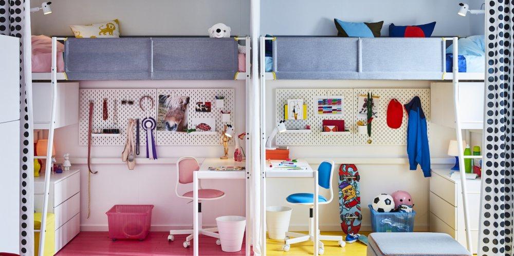 amenagement d une chambre d enfant