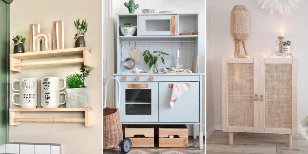 customiser ses meubles ikea