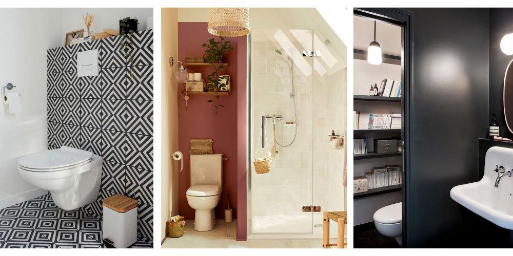 revetement mural wc 10 inspirations a
