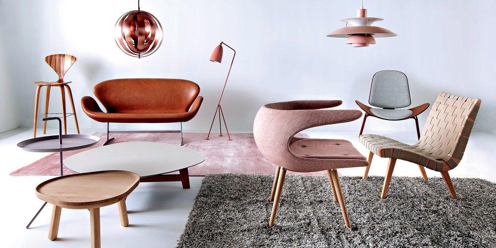 meuble design style scandinave