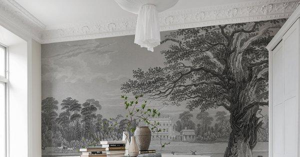Papier Peint Panoramique Marie Claire