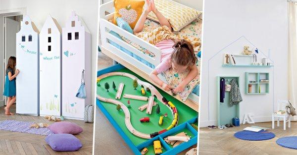 diy rangements chambre d enfant marie