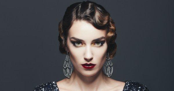 modeles de coiffure coiffure vintage