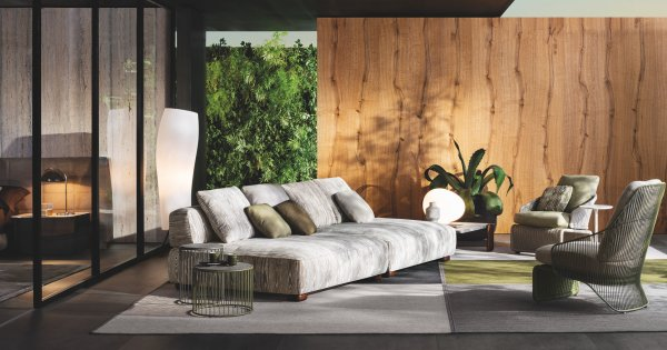 coin outdoor confortable