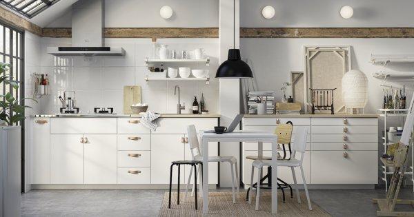choisir une cuisine blanche