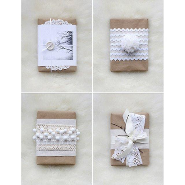 Emballage Cadeau Noel Cool Donnez Une Seconde Vie Des
