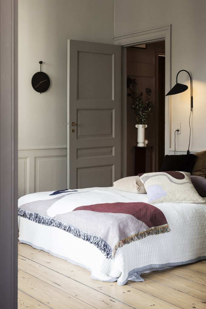 comment creer une chambre scandinave