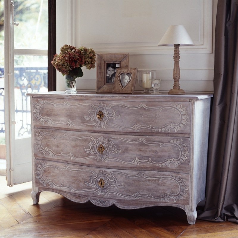 Rnover Une Commode Louis XV Marie Claire