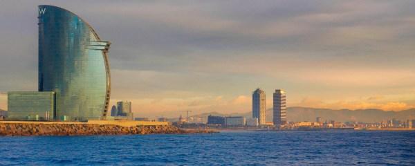W Barcelona - Barcelona   SPG