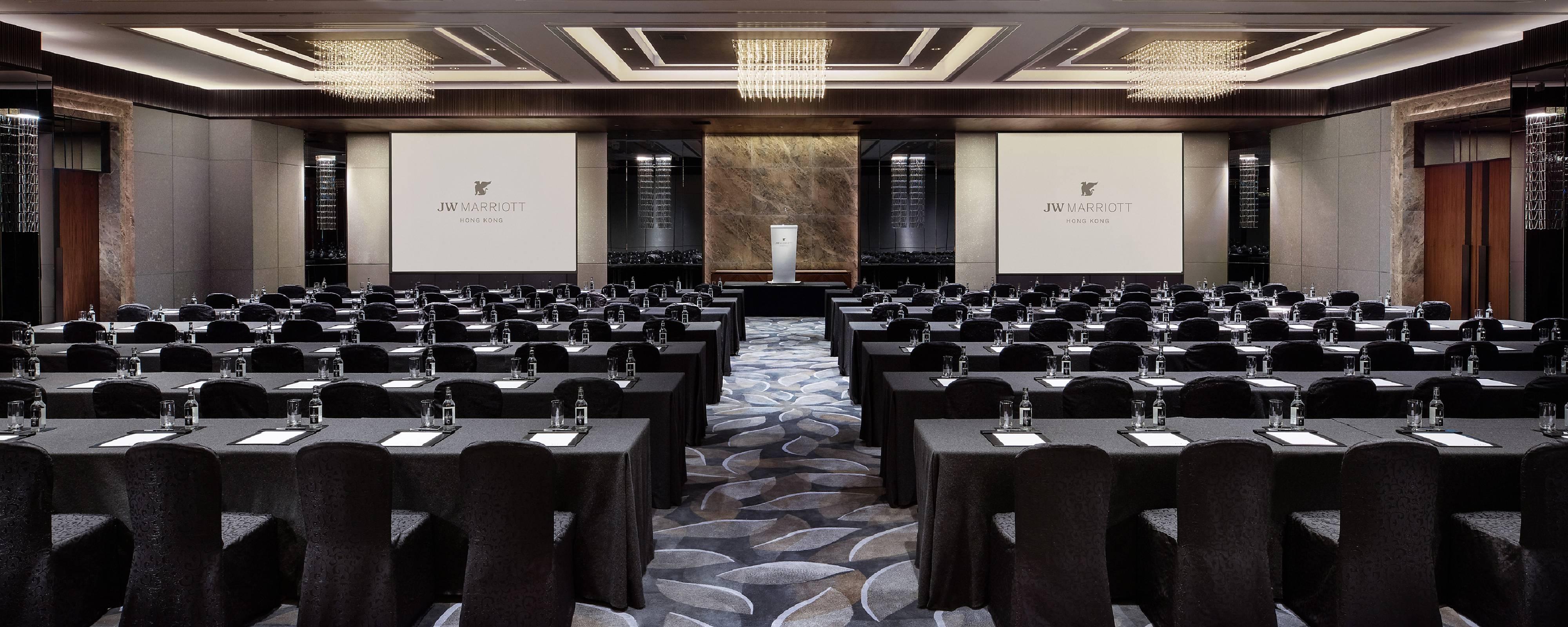 Conference Rooms Hong Kong Meeting Venues Jw Marriott