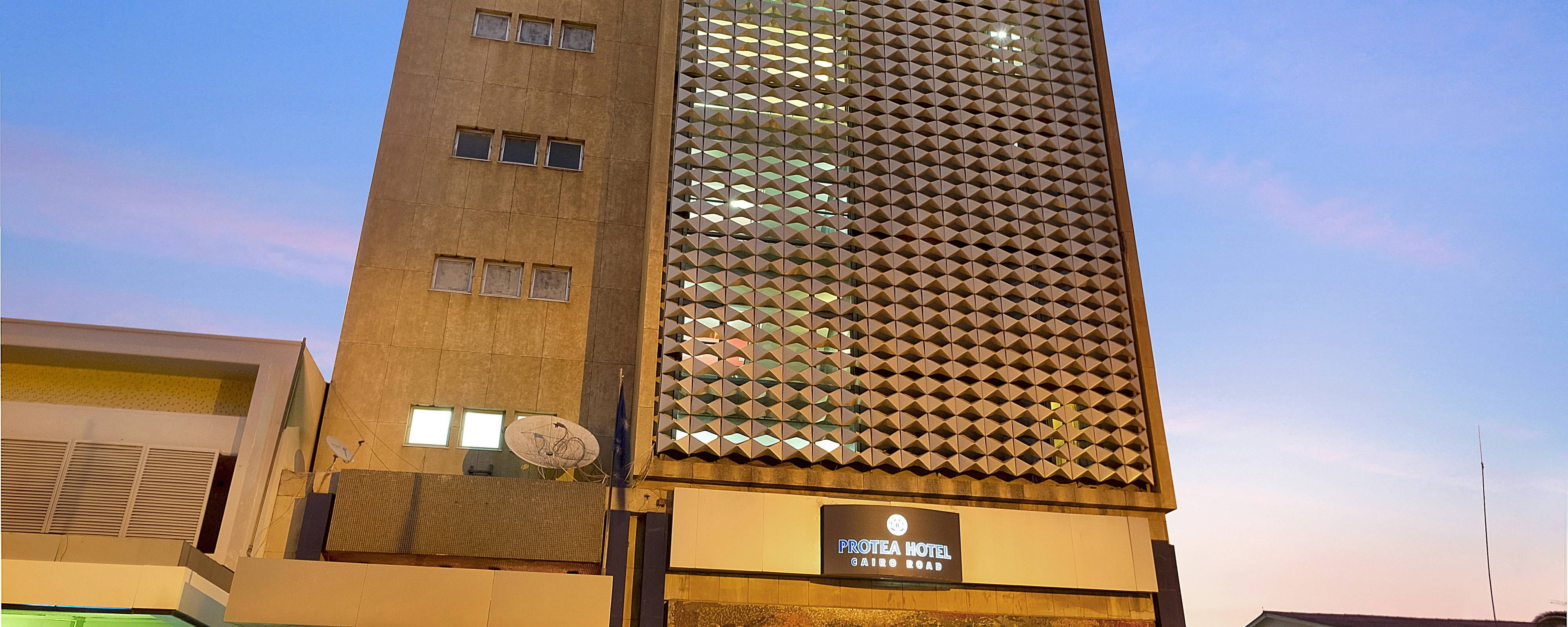 Accomodation In The Heart Of Lusaka Protea Hotel Lusaka