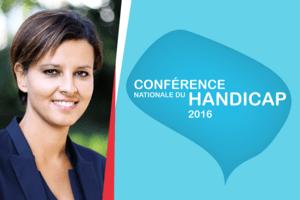 Conférence nationale du handicap 2016