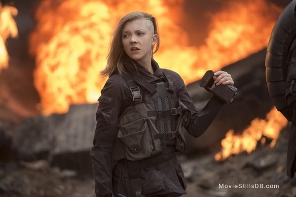 The Hunger Games Mockingjay Part 1 Publicity Still Of