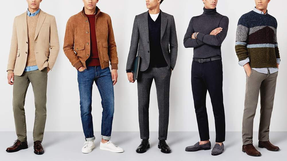 How To Nail Smart-Casual | Dress Code | The Journal ...