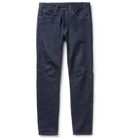 Levi's Vintage Clothing1960s 606 Orange Tab Slim-Fit Dry Denim Jeans