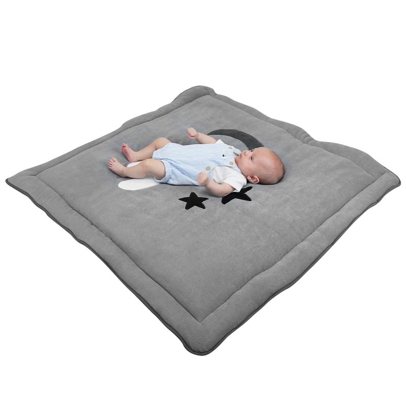 https www natureetdecouvertes com enfant jouets eveil tapis eveil arche tapis de sol bebe molletonne 1mx1m gris 92366660