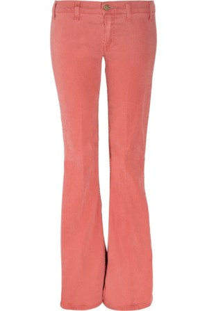 Jimi mid-rise flared jeans TEXTILE Elizabeth and James £175