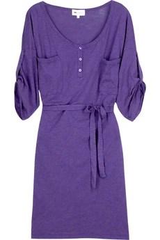 Vanessa Bruno AthéCotton T-shirt dress
