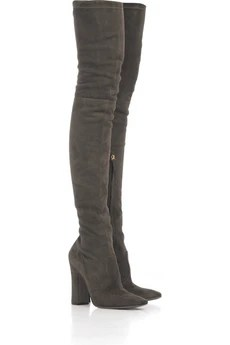 Halston Misa over-the-knee boots