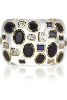 Isharya Gem embellished cuff