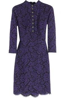 L'Wren ScottLayered lace dress
