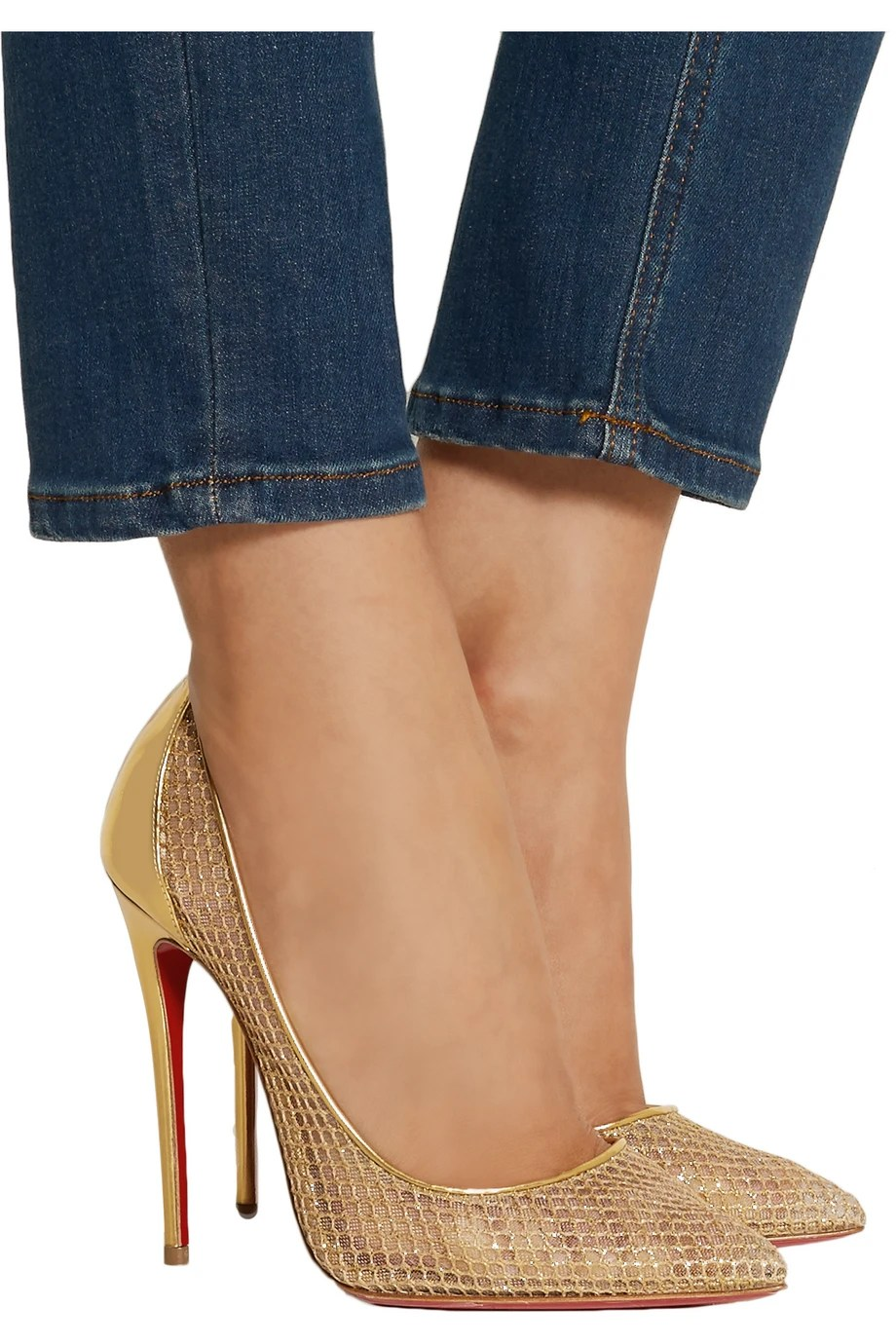 Christian Louboutin  front