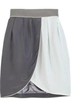 Thread SocialSilk tulip mini skirt