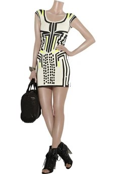 Sass & Bide Hit & Miss mini dress