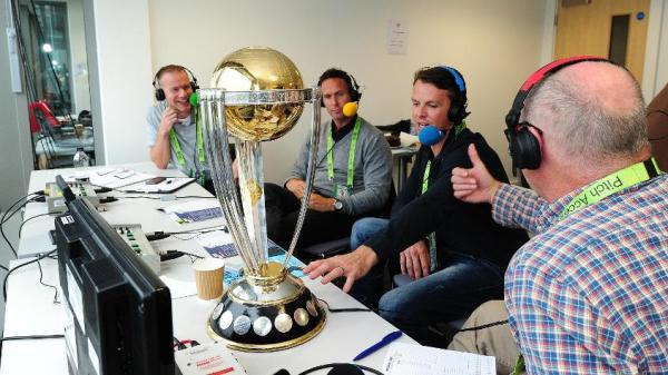 """That the ball-by-ball coverage of the tournament will be ..."