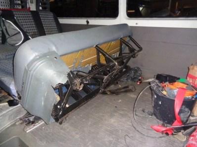 POL-MK: Lebensgefährlich: Kleinbus mit losen Sitzbänken unterwegs