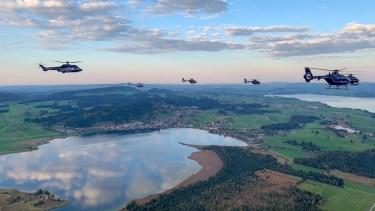 BPOLD-B: Ausbildungslehrgang startet zur deutschlandweiten fliegerisch taktischen Übung
