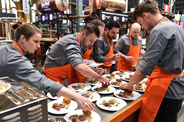 """Die Messer sind gewetzt! Zwölf der besten Köche Deutschlands wollen """"Top Chef Germany"""" werden - ab Mittwoch, 8. Mai 2019, um 20:15 Uhr in SAT.1"""