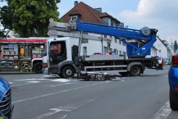 FW-MK: Tödlicher Verkehrsunfall auf der Schwerter Straße