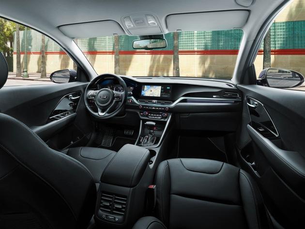 Elektrisierende Crossover: Neue Versionen von Kia Niro Hybrid* und Plug-in Hybrid*