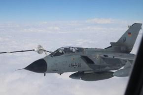 Aufklärungs-Tornados kehren nach über 4 Jahren im Einsatz aus Jordanien zurück