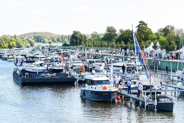 BOOT & FUN Inwater: In den Havelauen feinste Boote schauen