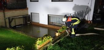 FW Königswinter: 18 Gewittereinsätze in Königswinter in der Nacht zu Sonntag