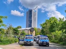 BPOLD PIR: Im Auftrag der Staatsanwaltschaft Berlin und der Staatsanwaltschaft Leipzig ging die Bundespolizei heute in zwei voneinander unabhängigen Verfahren in sieben Bundesländern gegen Schleuser vor.