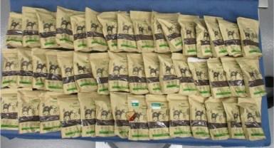 HZA-DD: Kokain statt Milch im Kaffee / Zoll beschlagnahmt 28 Kilogramm Kaffee-Kokain-Gemisch am Flughafen Leipzig