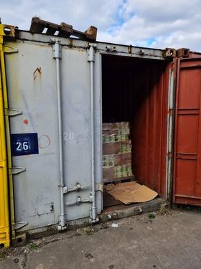 ZOLL-BB: Einbruch in die Asservatenhalle des Hauptzollamtes Berlin - Zollfahndung Berlin-Brandenburg vollstreckt 8 Haftbefehle und 27 Durchsuchungsbeschlüsse gegen mutmaßliche Diebesbande