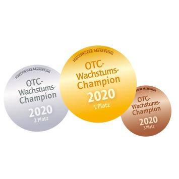 Ranking: Die wachstumsstärksten OTC-Arzneimittel in der Apotheke 2020