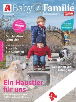 Haustiere erziehen zu Hilfsbereitschaft / Kinder können Tiere noch nicht allein versorgen