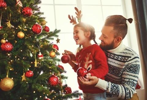 Kein Weihnachten ohne Weihnachtsbaum: 84 Prozent der Deutschen stellen jedes Jahr einen Christbaum auf