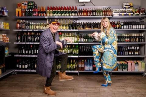 """Comedy-Legende Otto Waalkes ist beeindruckt von Heidi Klums Models: """"Wenn unsere Fußballnationalspieler so motiviert sind wie die #GNTM-Kandidatinnen, werden wir in diesem Sommer glatt Europameister"""""""