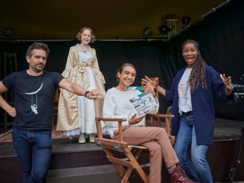 """MDR für KiKA: Dreharbeiten für die 25. Staffel """"Schloss Einstein"""" in Erfurt gestartet"""