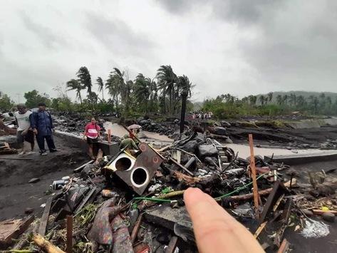 """Caritas international: Taifun """"Goni"""" – Lebensgrundlage Tausender Menschen auf den Philippinen zerstört / Mehrere Millionen betroffen"""
