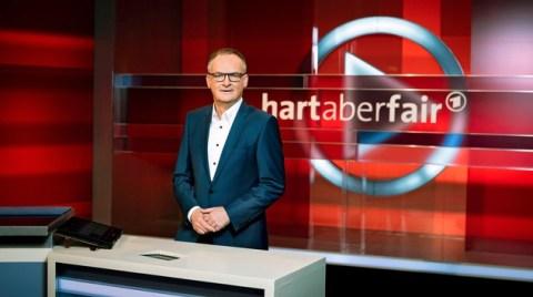 "Das Erste / ""hart aber fair"" am Montag, 19. April 2021, 21:00 Uhr, live aus Berlin"