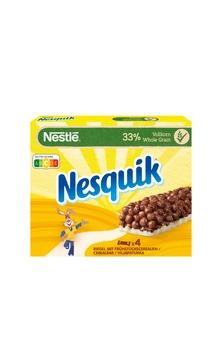 Nestlé führt Nutri-Score auch auf Cerealien-Riegeln ein