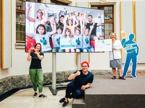 Schule aus Schleswig-Holstein mit Deutschlands bestem Klimaschutz-Projekt / Silber für Baden-Württemberg, Bronze für Saarland bei bundesweitem Energiesparmeister-Wettbewerb